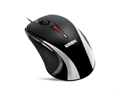 Mouse Gaming K-Mex ML-R135 - USB - 3200dpi